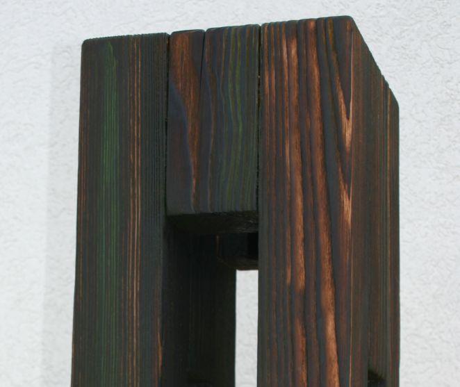 Yakisugide Holzveredelung Mit Feuer Und Farbe